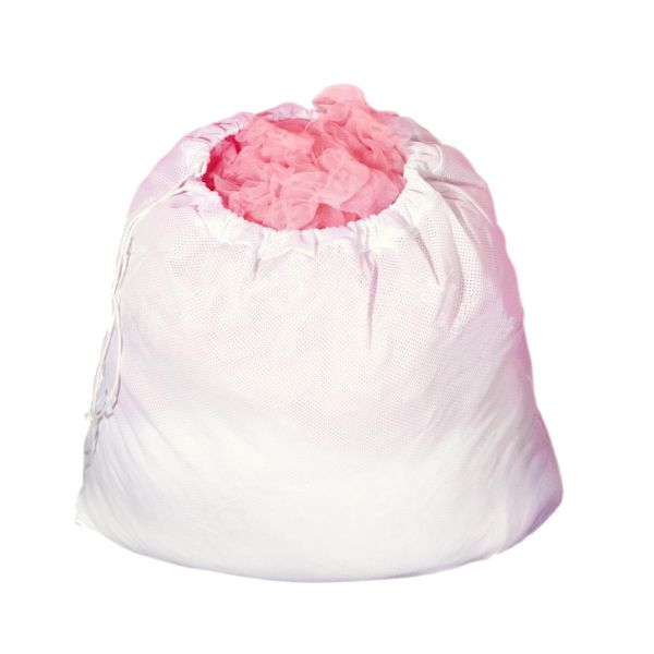 Petticoat -pussi, valkoinen