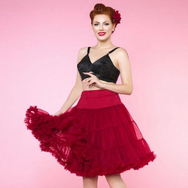 Petticoat, DOLLY Punainen 59 cm