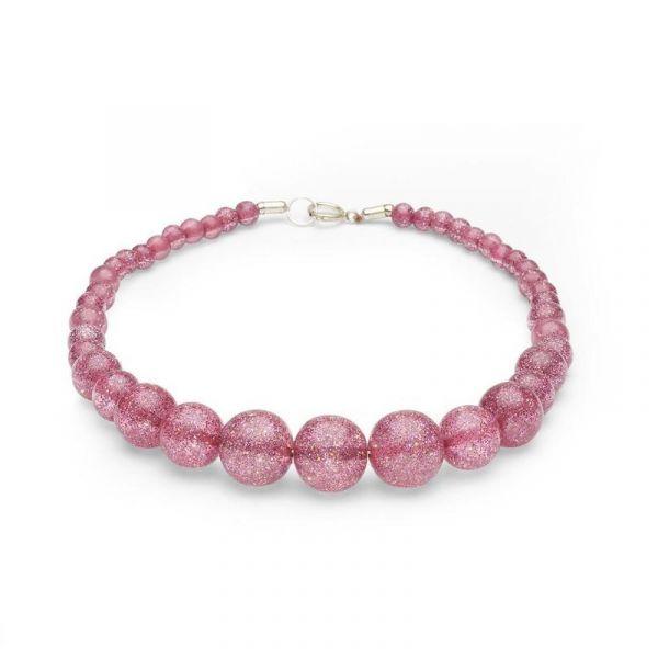 Kaulakoru, SPLENDETTE Pale Pink Glitter