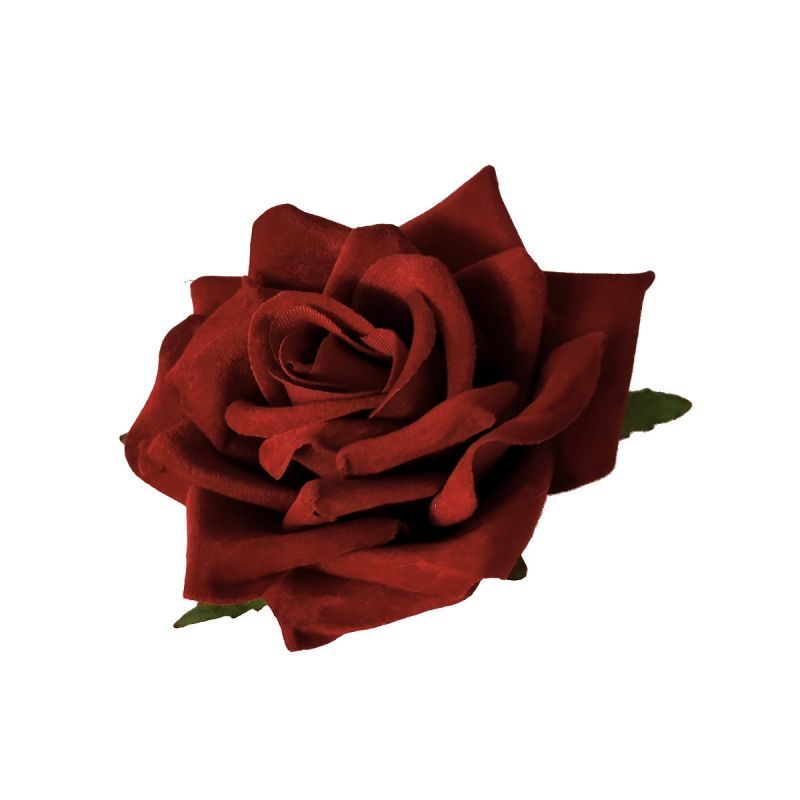 Hair flower, BERNIE Rose