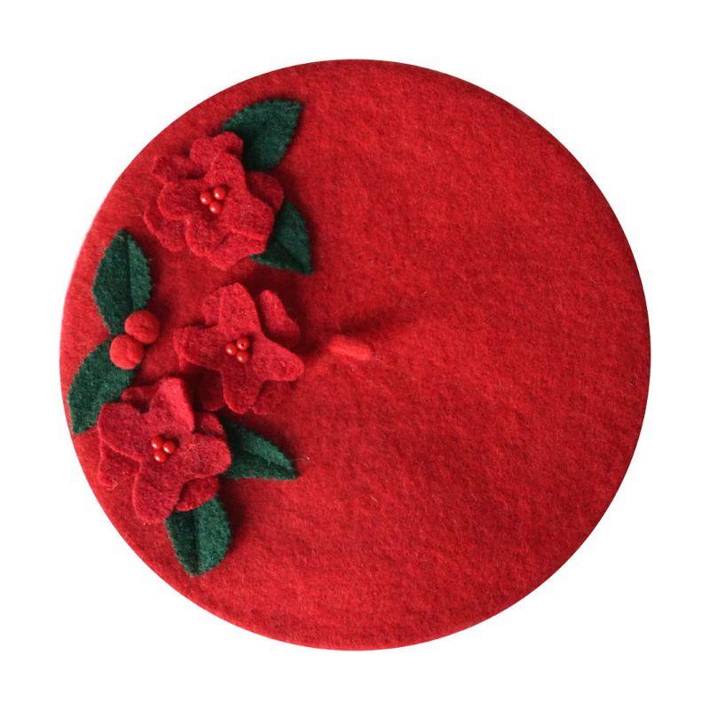 Baskeri, MIRANDA'S Red Floral