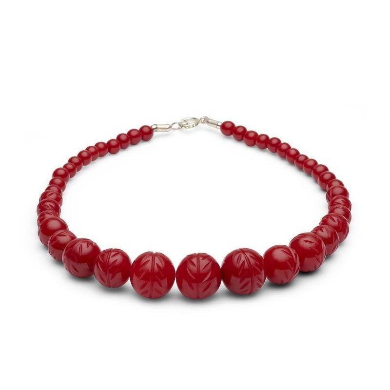 Kaulakoru, SPLENDETTE Poppy Red