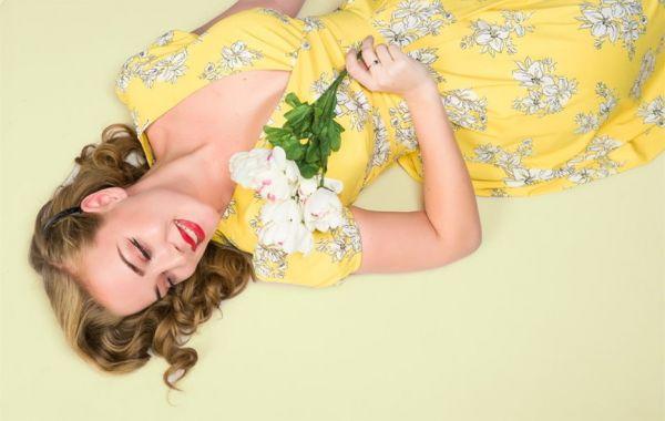 Dress, ROSA (2120)