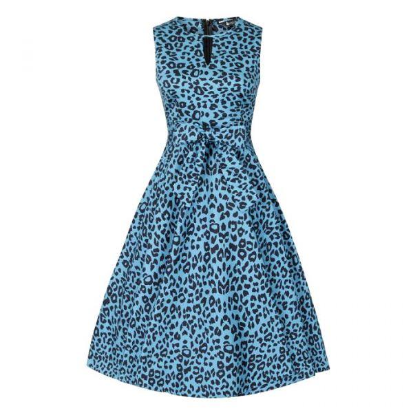 Kellomekko, ROSE Leopard Blue
