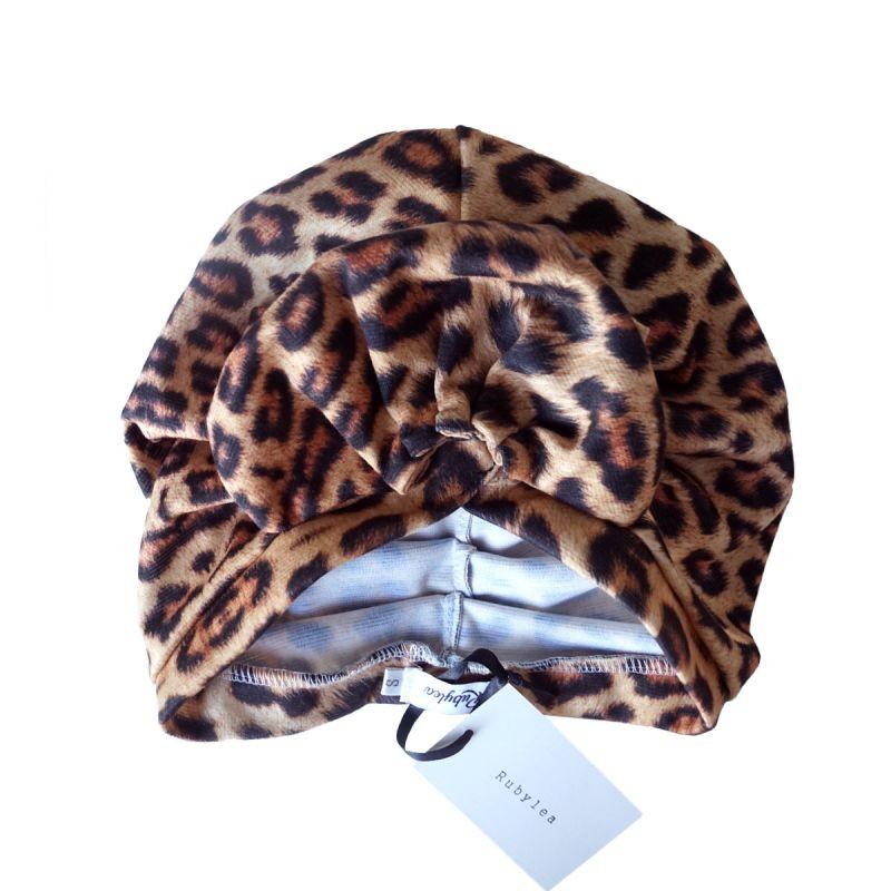 RUBYLEA Turbaani, ROSIE Leopard