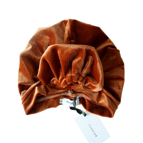 RUBYLEA Turban, ROSIE Rust Orange