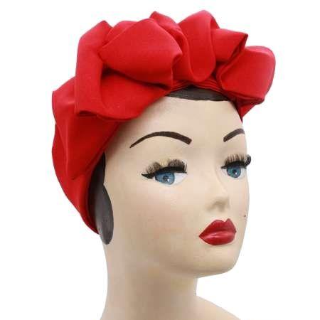 Hiuspanta, EASY Turban Red
