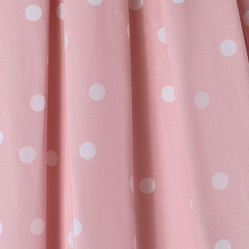 Kellomekko, ANNIE Polka Pale Pink (905-21)