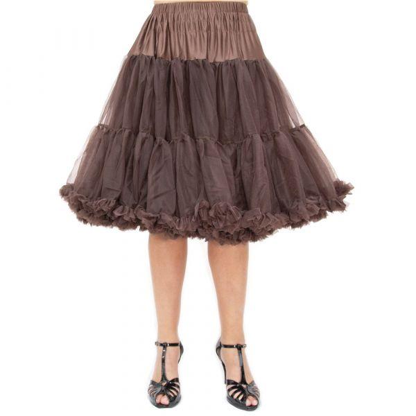 Petticoat, STARLIGHT Chocolate 58 cm