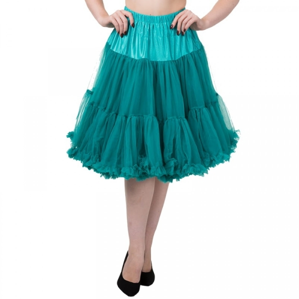Petticoat, STARLIGHT Emerald