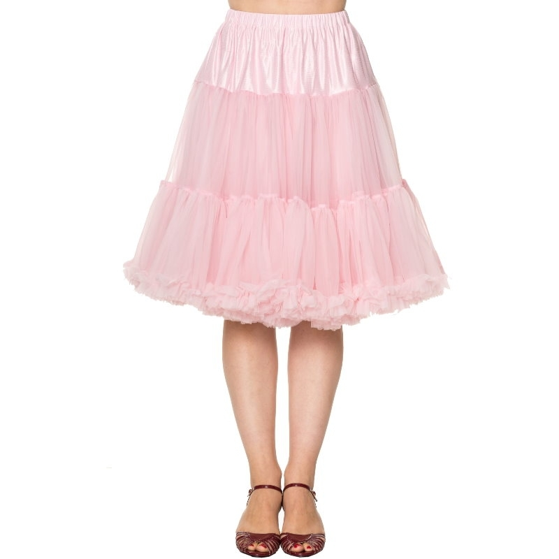 Petticoat, STARLIGHT Light Pink 58 cm