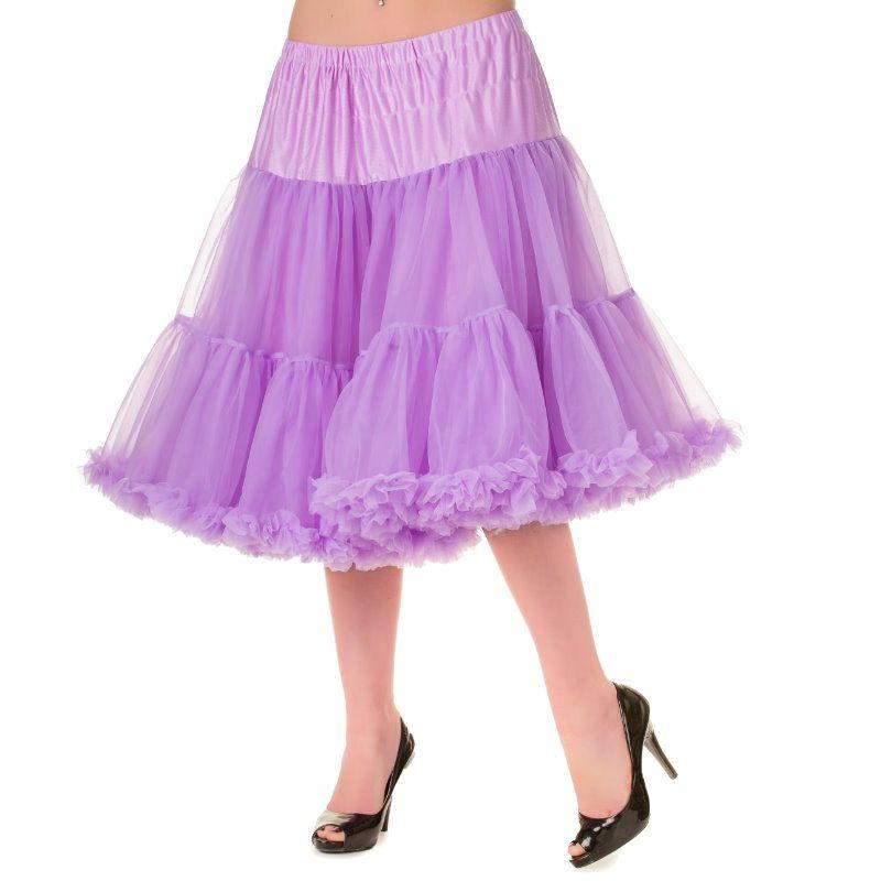 Petticoat, STARLIGHT Lavender 58 cm