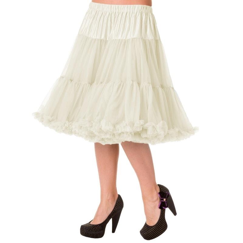Petticoat, STARLIGHT Offwhite 58 cm