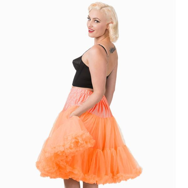 Petticoat, STARLIGHT Orange 58 cm