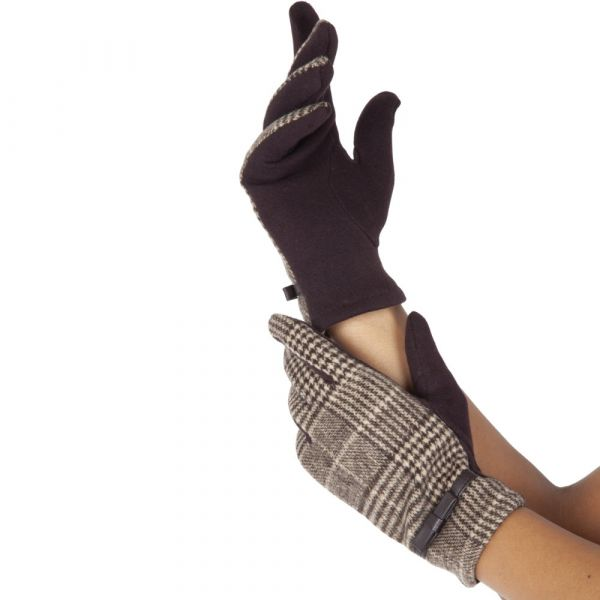 Gloves, CLARA Brown (SGL11)