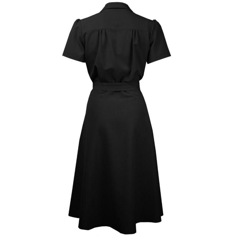 Dress, PRETTY RETRO Shirt Black