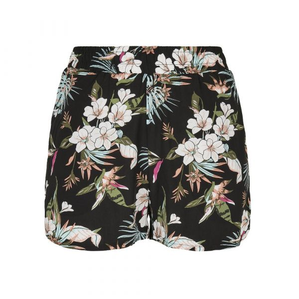 Shorts, RESORT Black Tropical