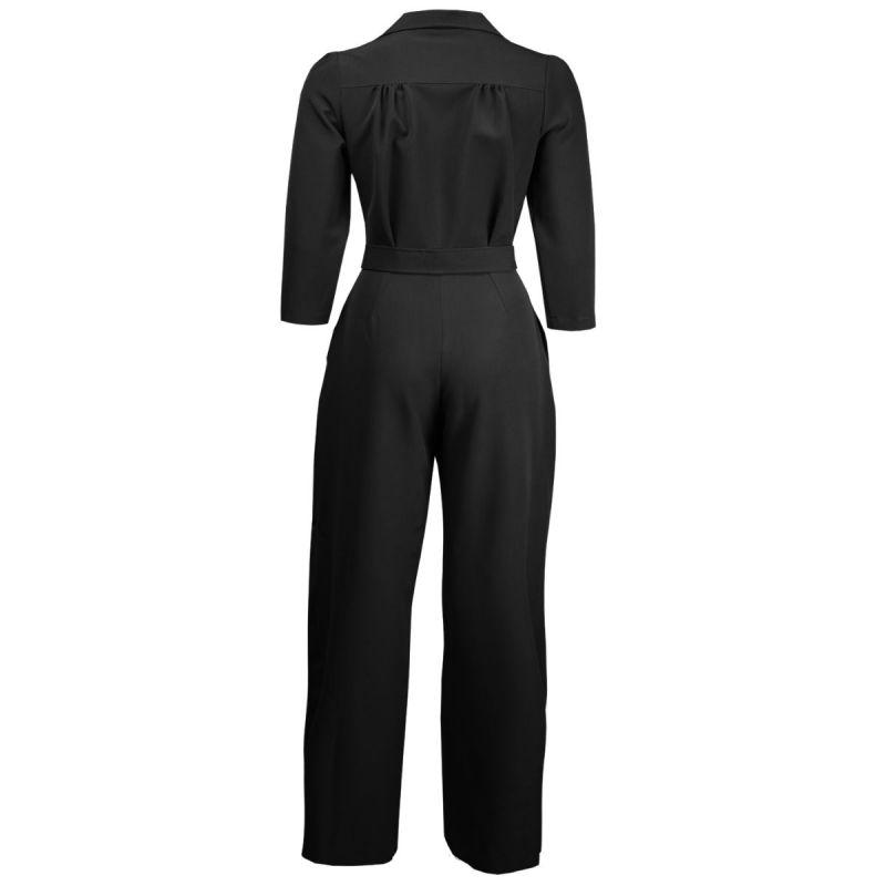 Jumpsuit, PRETTY RETRO Siren Black