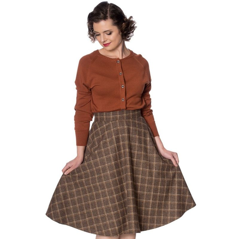 Kellohame, LADIES DAY Brown (25116)