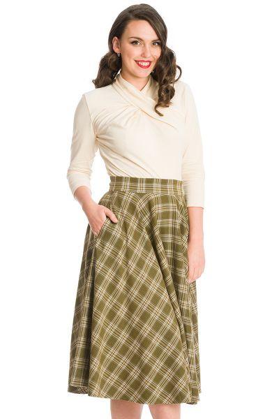 Kellohame, ADORE HER Vintage Green (25328)