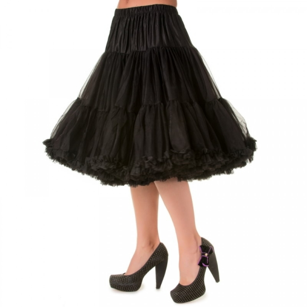 Petticoat, STARLIGHT Black