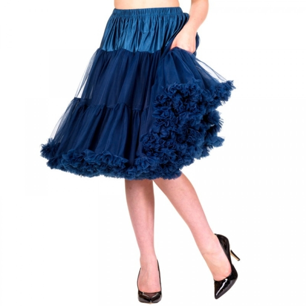 Petticoat, STARLIGHT Navy