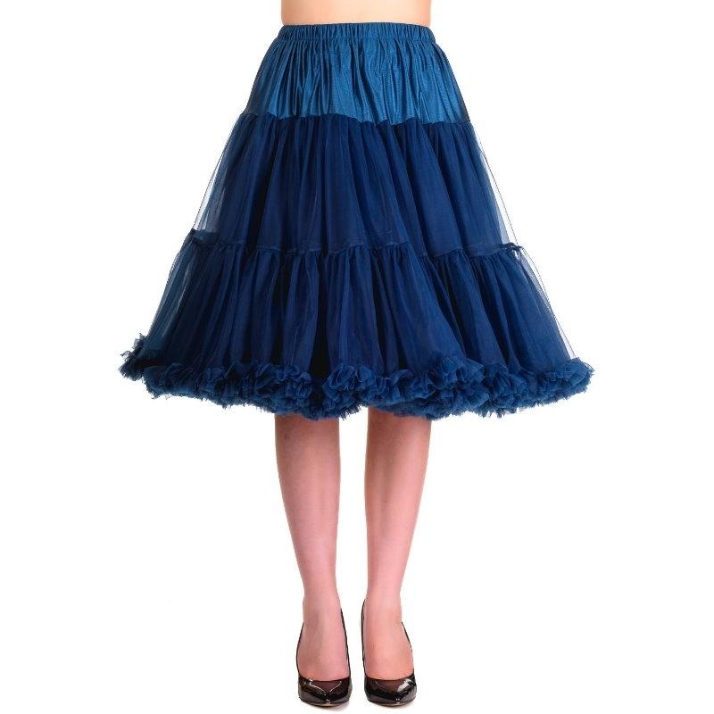 Petticoat, STARLIGHT Navy 58 cm