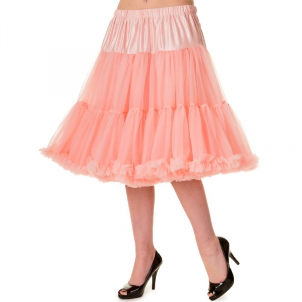 Petticoat, STARLIGHT Flamingo Pink