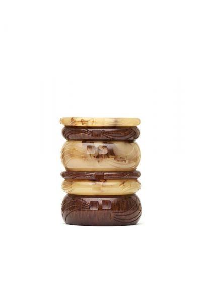 Rannerengas, SPLENDETTE Golden Chocolate Wide