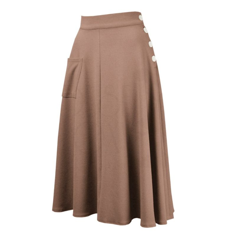 Hame, 40s WHIRLAWAY Warm Taupe