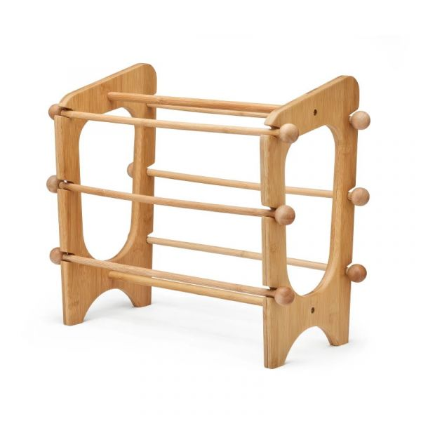 Atomic Bamboo Bandle Stand Splendette