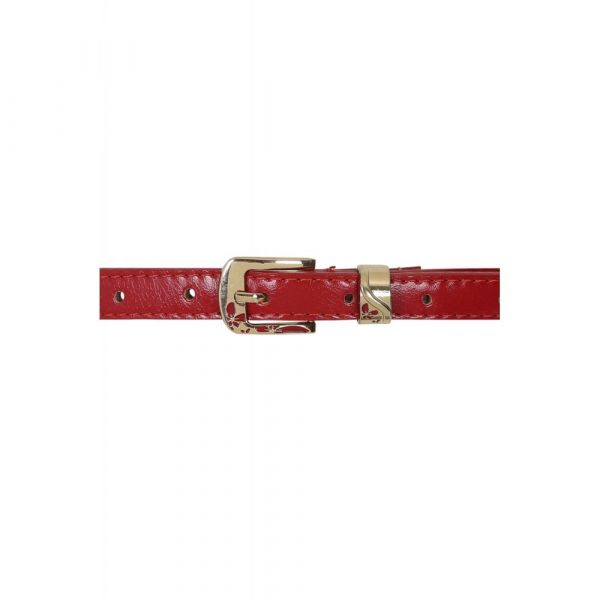 Belt, TERRY Red