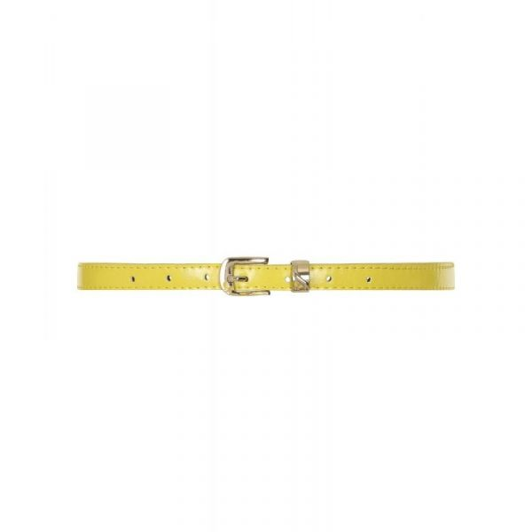 Belt, TERRY Yellow