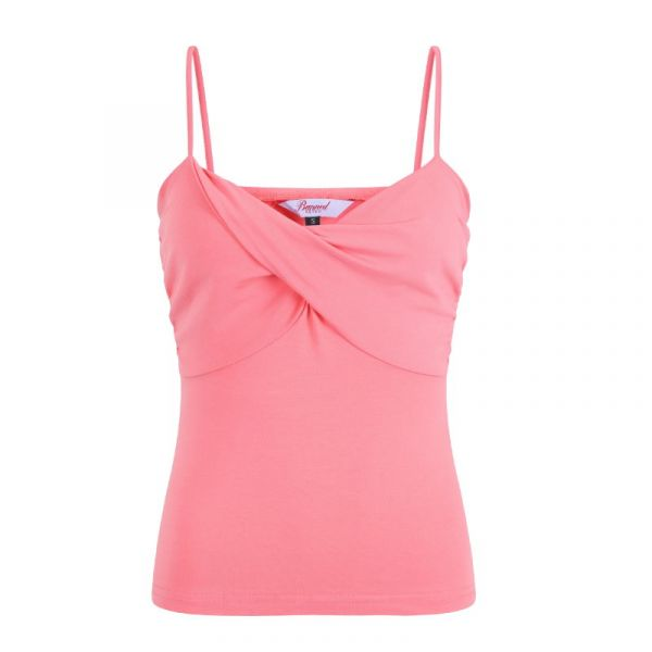 Top, 50s WRAP Pink (TP10048)
