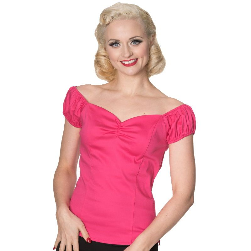 Paita, WINNIE Hot Pink (TP1079)