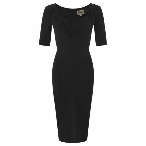Pencil Dress, TRIXIE Black