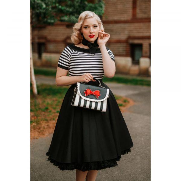 Swing Dress, DARLENE Stripe (333-29)