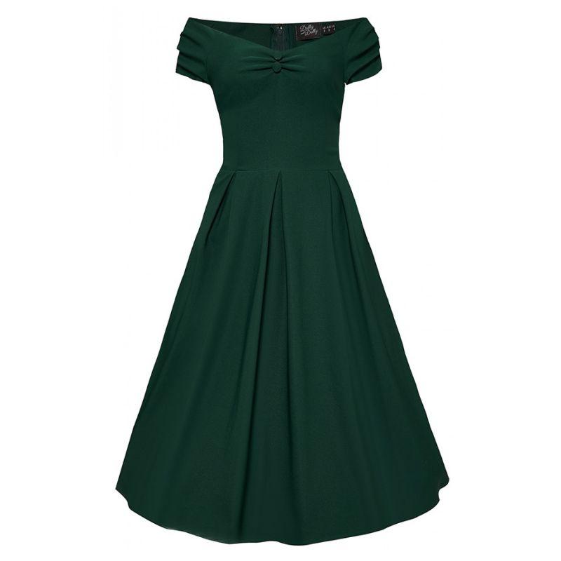 Kellomekko, LILY 50s Green (873-24)
