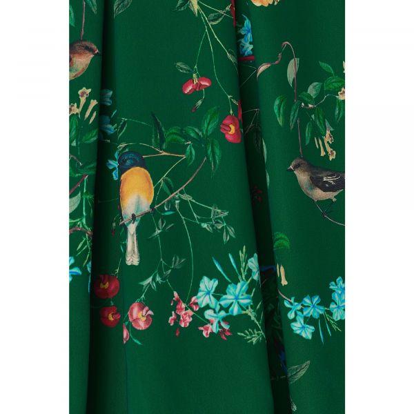Kellomekko, AMANDA Birds Emerald (950-21)