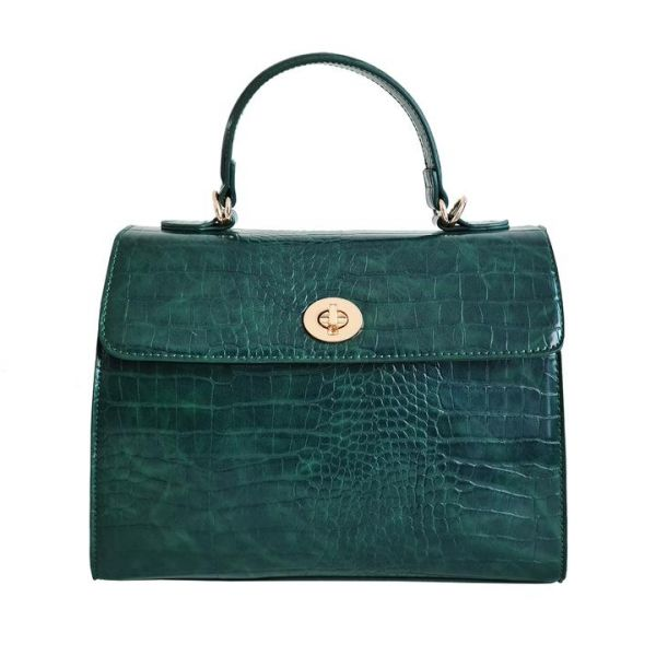 Handbag, CHARLIE STONE Versailles Emerald