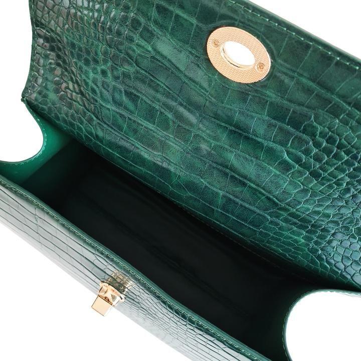 Laukku, CHARLIE STONE Versailles Emerald