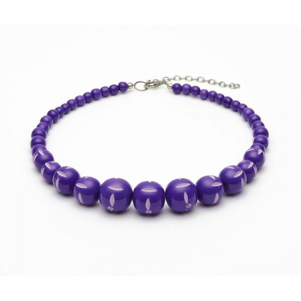 Necklace, SPLENDETTE Violet