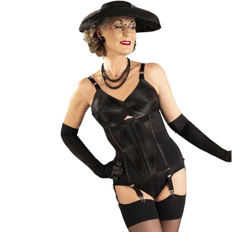 Waist Cincher, WHAT KATIE DID Glamour Black