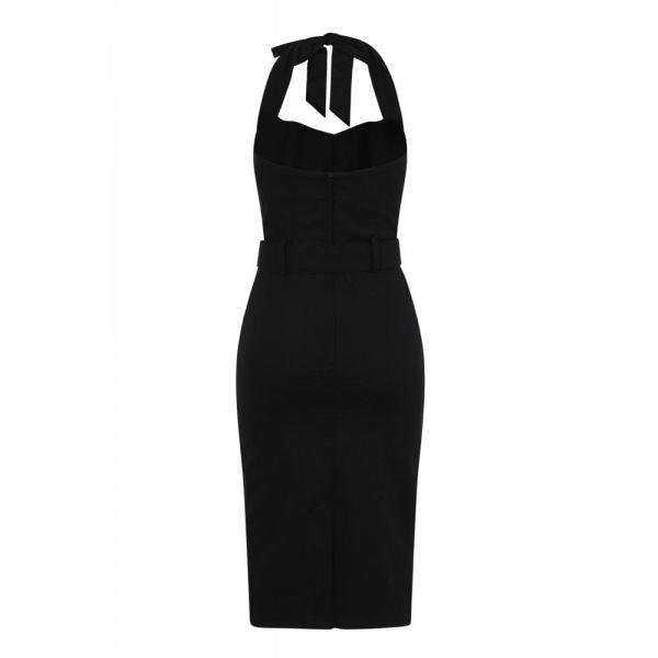 Pencil Dress, WANDA Black