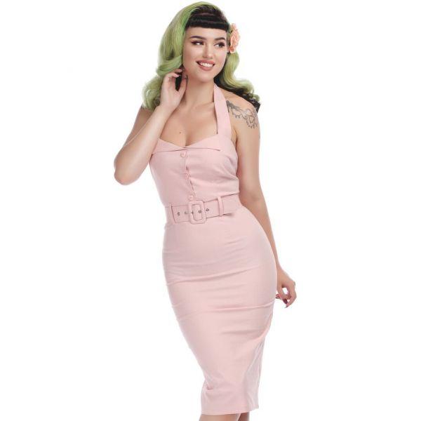 Pencil Dress, WANDA Pink