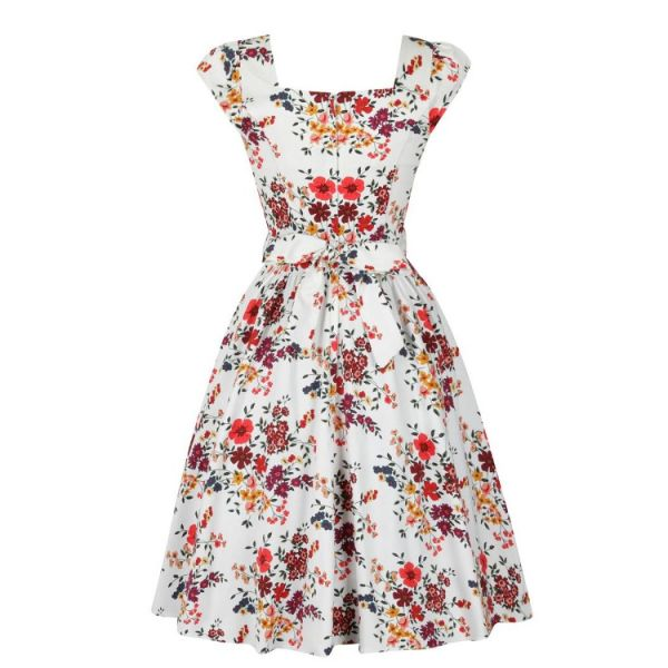 Swing Dress, LADY V Wild Flowers