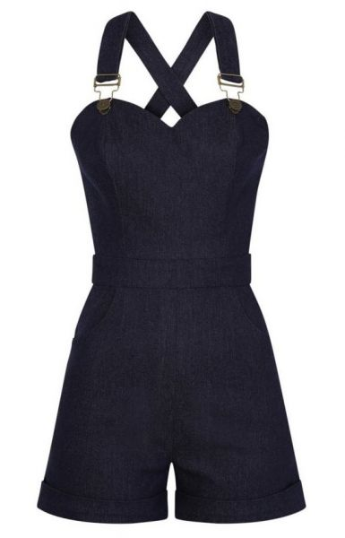 Playsuit, WILLOW Denim