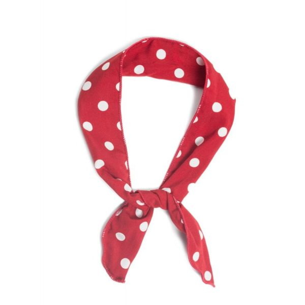 Hairband, WIRED Polkadot Red