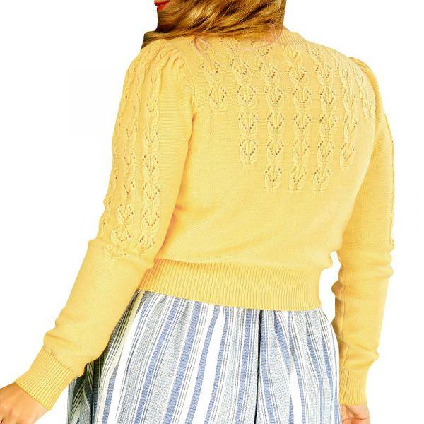 EMMY Neuletakki, Peggy Sue Mellow Yellow